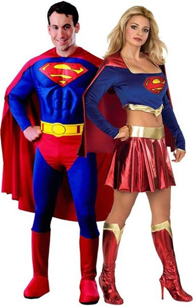 Will the Real Superman and Superwoman Please Stand Up?