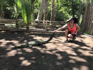 Marcey Croc Tail