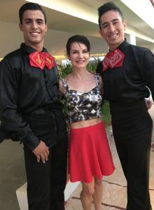 Marcey, Daniel and Eric