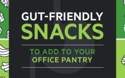 Gut-Friendly Snacks to Add to Your Pantry