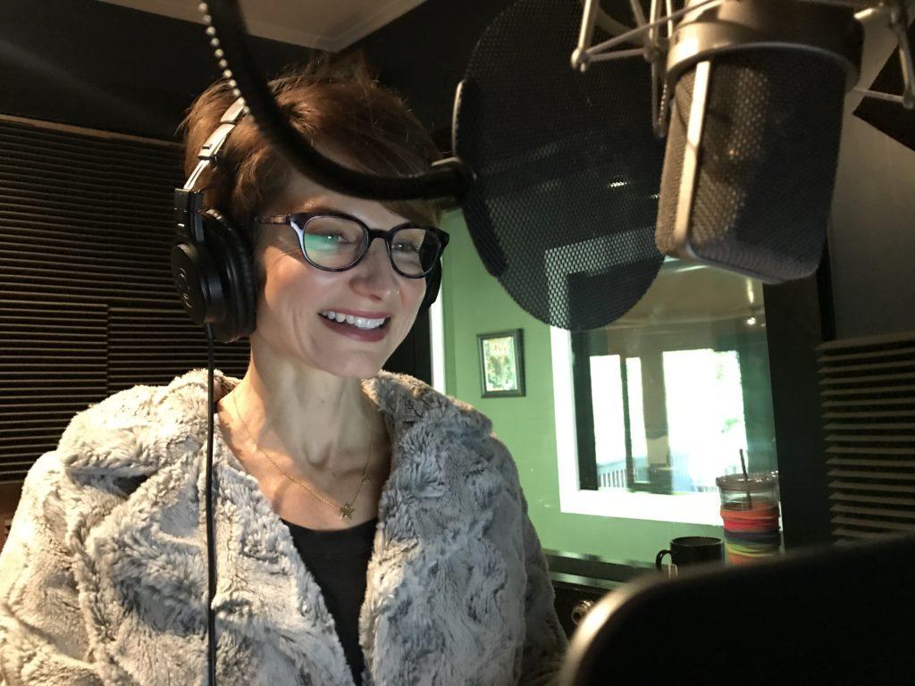 Marcey Audio Recording