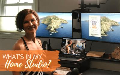 Virtual Speaking Home Office