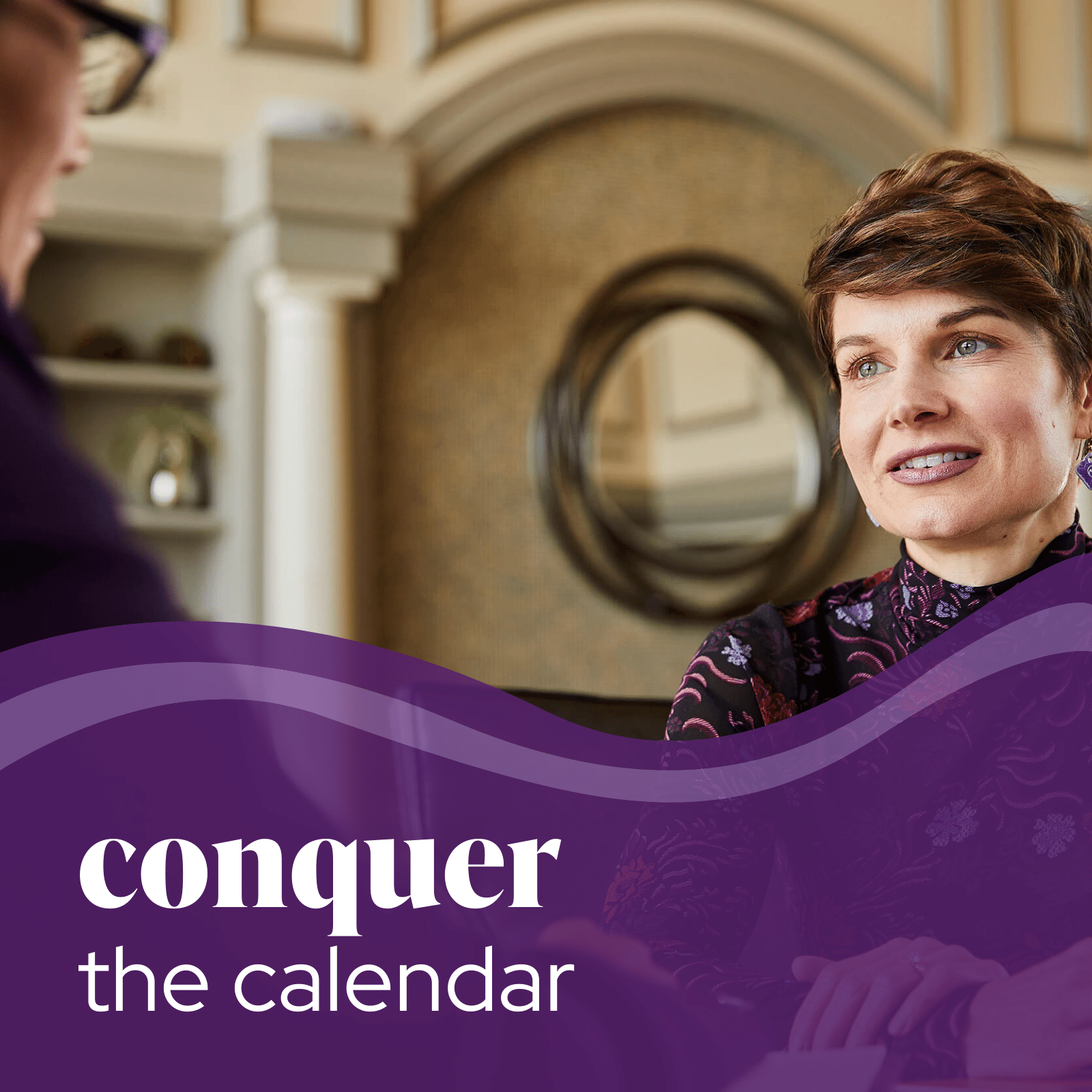 conquer the calendar