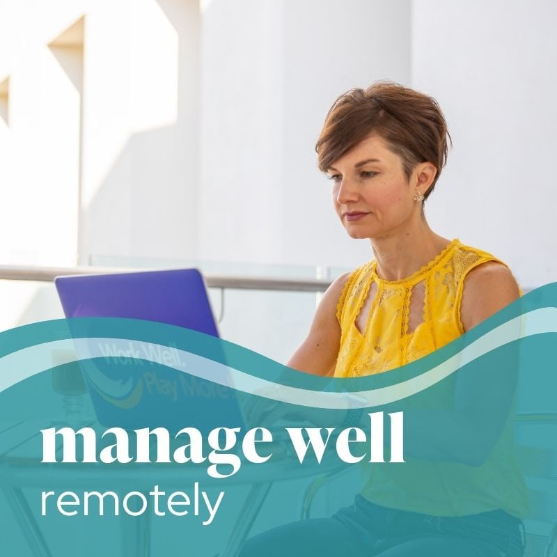 manage well remotely