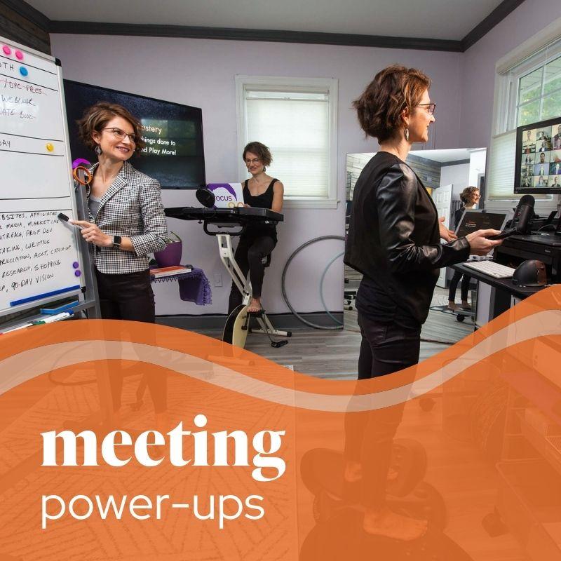 meeting power-ups